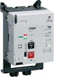 Motorantrieb für Baugröße h630 100-240VAC Hager HXD042H