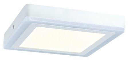 Panel LED Sol 9,4W+4,6W RGB 2700K 245x245mm weiß