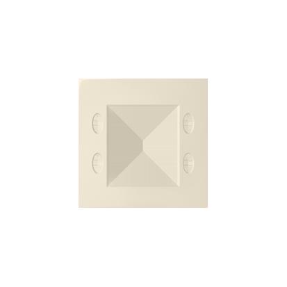 Pokrywa zegara programatora, sterownika, grafit Kontakt Simon 82 82555-38