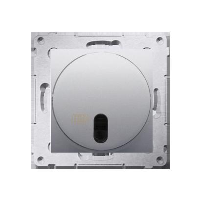 Relais-Schalter (Modul) mit Fernbedienung silber matt Simon 54 Premium Kontakt Simon DWP10P.01/43
