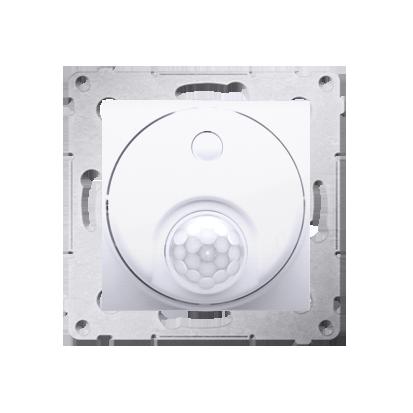 Schalter (Modul) mit Bewegungssensor 20-500W weiß glänzend Kontakt Simon 54 Premium DCR10T.01/11