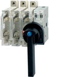 Schalter mit Sicherung 3polig 125 A / T00 Hager HFD312