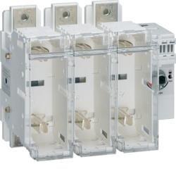 Schalter mit Sicherung 3polig 250 A / T1 Hager HFD325