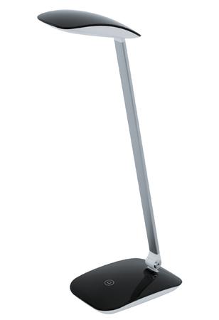 Schreibtischlampe CAJERO LED 4,5W 4000K 550lm schwarz Eglo