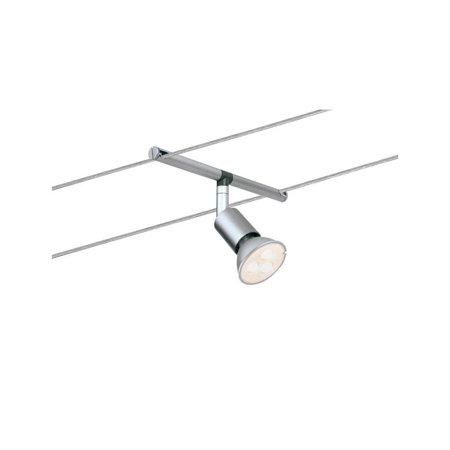 Seilsystem LED Spice SaltLED 5x4W Chrom matt 12V
