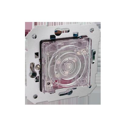 Tastdimmer - Einsatz 40-500W mit LED Kontakt Simon 82 75305-69