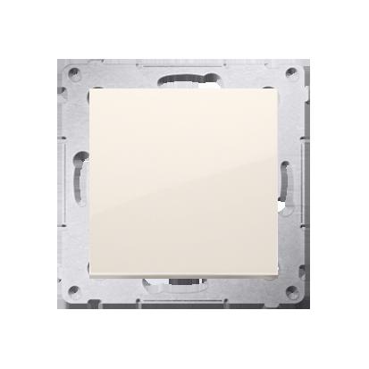 Taster 1fach (Modul) cremeweiß Kontakt Simon 54 Premium DP1A.01/41