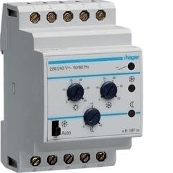 Thermostat Multifunktion Hager EK187