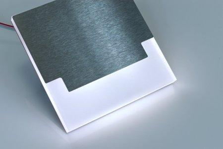Treppenbeleuchtung LED EDO NELLA Viri CW, IP20, 230V, 6500K kaltweiß, 1,3W Treppenlicht EDO777174