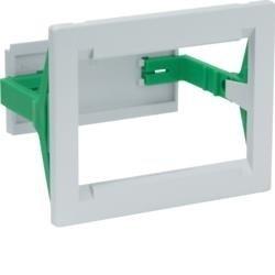 Tür-Einbaurahmen für Messgerät / Zähler (4 PLE) Hager SM002