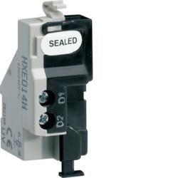 Unterspannungsauslöser mit Zeitverzögerung h800-h1600 4P 24VDC Hager HXF051H